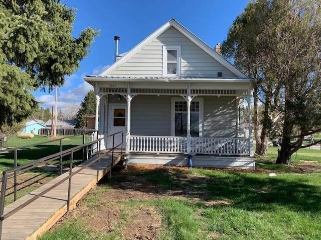 847 Harney Street, Custer, SD 57730 (MLS #68238) :: Black Hills SD Realty