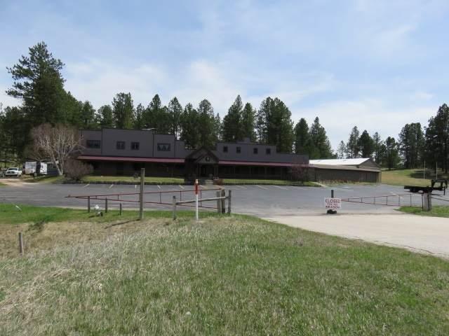 12111 Highway 16, Custer, SD 57730 (MLS #69128) :: Daneen Jacquot Kulmala & Steve Kulmala