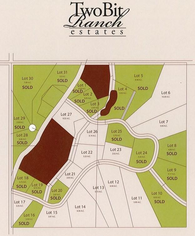 Lot 13 Two Bit Road, Sturgis, SD 57785 (MLS #47650) :: Dupont Real Estate Inc.