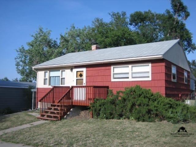 501 9th Avenue, Edgemont, SD 57735 (MLS #56955) :: Christians Team Real Estate, Inc.