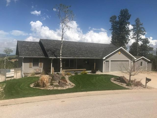 348 Mountain View Drive, Lead, SD 57754 (MLS #58320) :: Christians Team Real Estate, Inc.