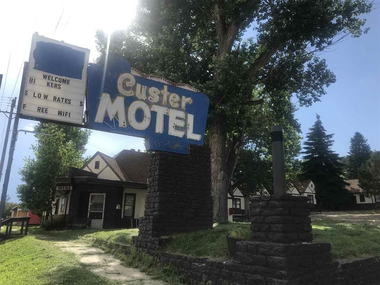 109 Mt. Rushmore Road Road - Photo 1