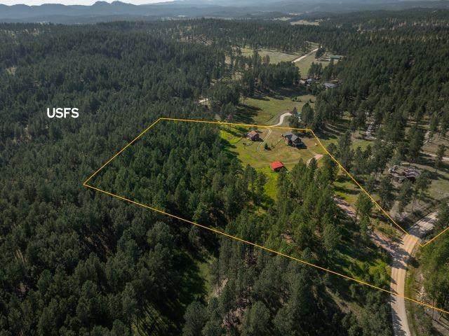 12129 Silver Star Drive, Custer, SD 57730 (MLS #69437) :: VIP Properties