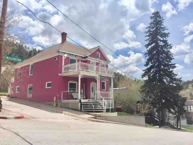 20 Washington Street, Deadwood, SD 57732 (MLS #61431) :: Christians Team Real Estate, Inc.