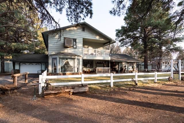 6701 N Rain Valley Rd Road, Flagstaff, AZ 86004 (MLS #180112) :: Keller Williams Arizona Living Realty