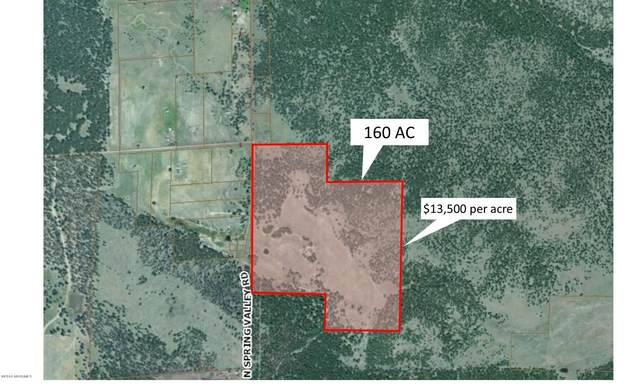 10527 N Spring Valley Road Road E, Parks, AZ 86018 (MLS #180243) :: Flagstaff Real Estate Professionals