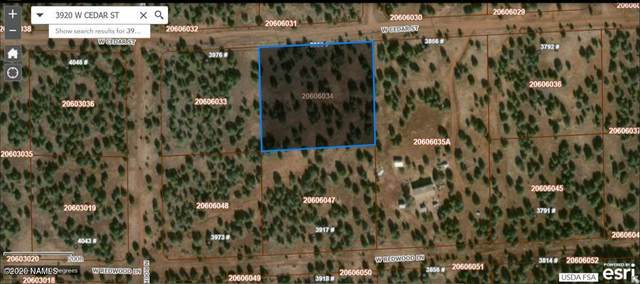 3920 W Cedar Street, Williams, AZ 86046 (MLS #180256) :: Keller Williams Arizona Living Realty