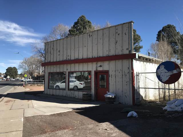 2109 E Cedar Avenue, Flagstaff, AZ 86004 (MLS #180485) :: Keller Williams Arizona Living Realty