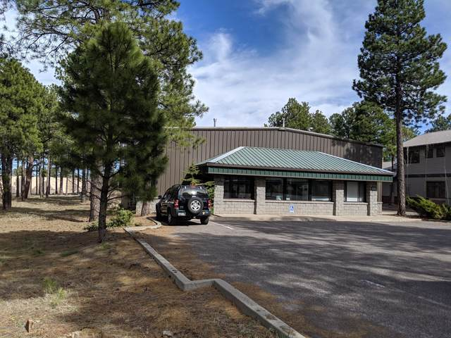 1352 W Forest Meadows Street, Flagstaff, AZ 86001 (MLS #181243) :: Keller Williams Arizona Living Realty