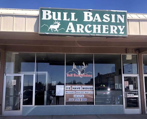 2566 E 7th Avenue, Flagstaff, AZ 86004 (MLS #181257) :: Keller Williams Arizona Living Realty