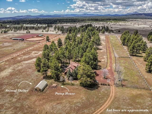6663 Boy Scout Camp Road, Parks, AZ 86018 (MLS #181466) :: Keller Williams Arizona Living Realty