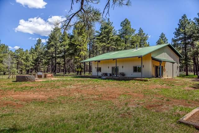 12363 Bluebird Meadow Rd Road, Parks, AZ 86018 (MLS #181632) :: Keller Williams Arizona Living Realty