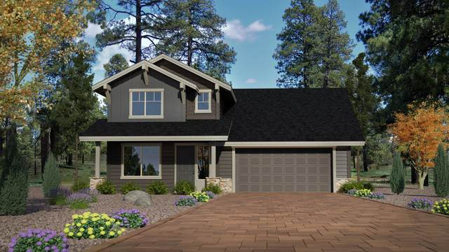 3569 Altair Way, Flagstaff, AZ 86001 (MLS #181989) :: Keller Williams Arizona Living Realty