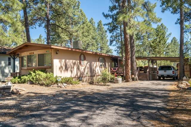 185 Cedar Wood Drive, Munds Park, AZ 86017 (MLS #182272) :: Keller Williams Arizona Living Realty