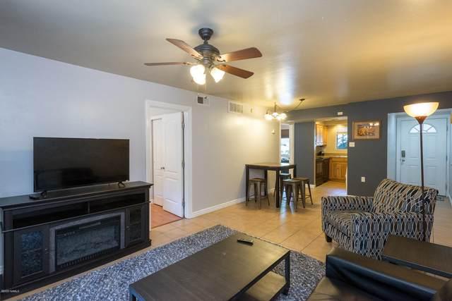 3200 Litzler Bld 5 Unit 120, Flagstaff, AZ 86005 (MLS #182295) :: Keller Williams Arizona Living Realty
