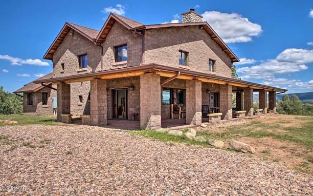 137 Hilltop Road, Young, AZ 85554 (MLS #182484) :: Keller Williams Arizona Living Realty