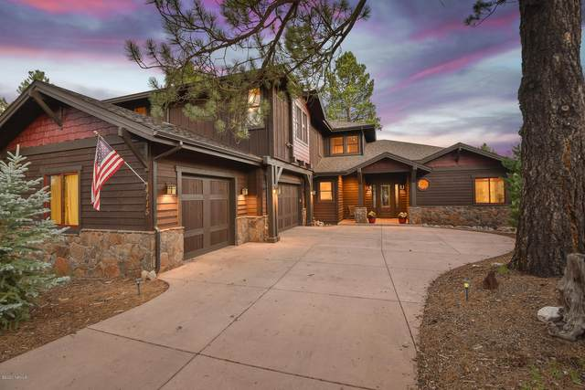 4115 Pack Saddle, Flagstaff, AZ 86005 (MLS #182555) :: Keller Williams Arizona Living Realty