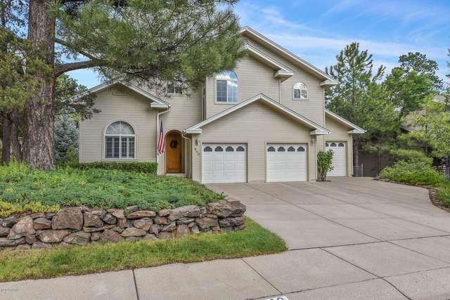 940 Sinagua Heights Drive, Flagstaff, AZ 86004 (MLS #182569) :: Keller Williams Arizona Living Realty