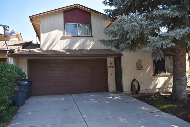 2621 Jeffrey Loop, Flagstaff, AZ 86004 (MLS #182582) :: Keller Williams Arizona Living Realty