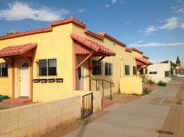 414 W 2nd Street, Winslow, AZ 86047 (MLS #182586) :: Keller Williams Arizona Living Realty
