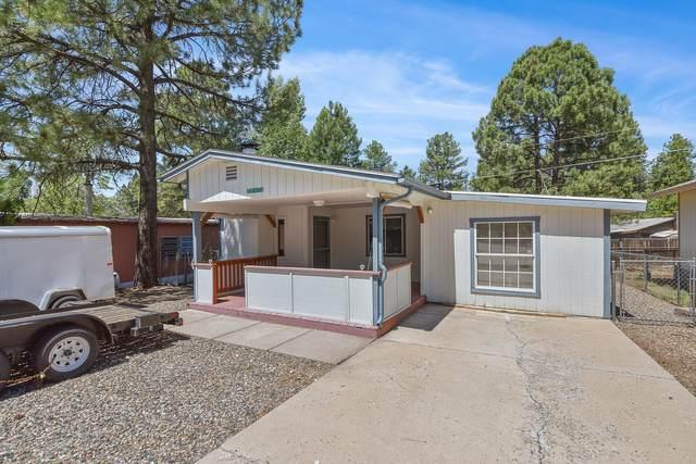 17170 Deer Run Road, Munds Park, AZ 86017 (MLS #182639) :: Keller Williams Arizona Living Realty