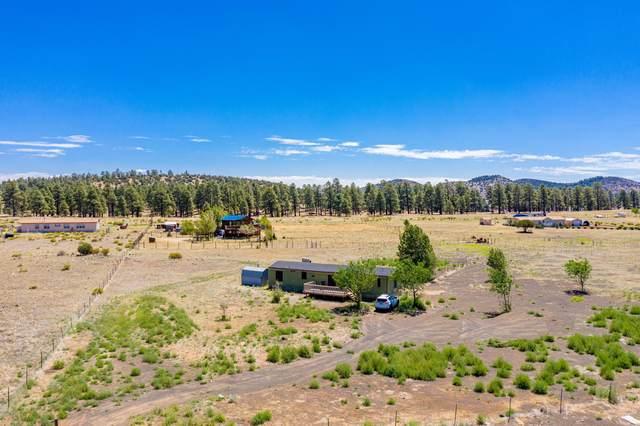 8400 Wolf Creek Drive, Flagstaff, AZ 86004 (MLS #182653) :: Keller Williams Arizona Living Realty