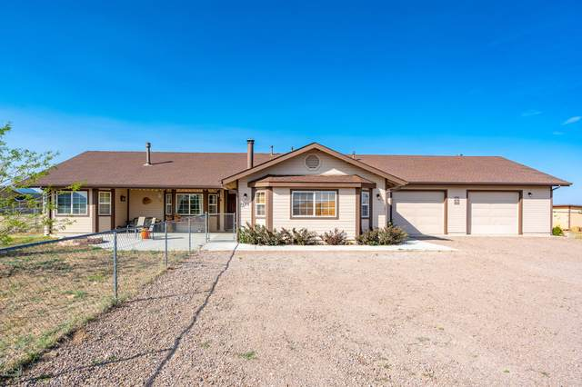 7625 Dalton Road, Flagstaff, AZ 86004 (MLS #182663) :: Keller Williams Arizona Living Realty