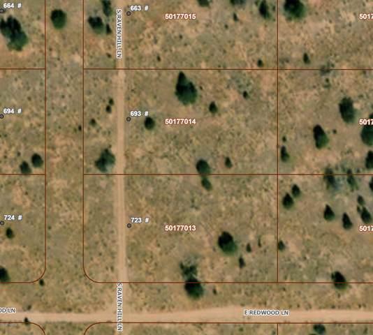 723 S Raven Hill Lane, Williams, AZ 86046 (MLS #182672) :: Keller Williams Arizona Living Realty