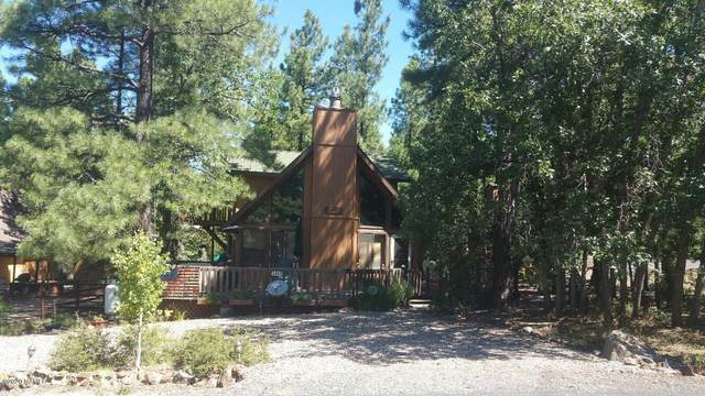 1440 Wildcat Drive, Munds Park, AZ 86017 (MLS #182710) :: Keller Williams Arizona Living Realty