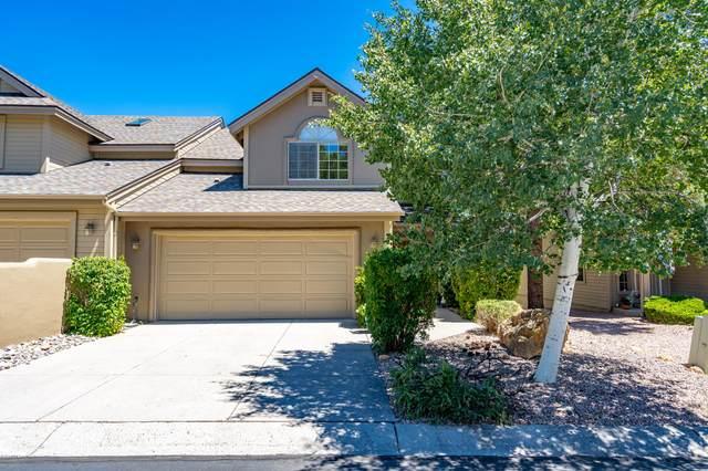 6024 Mountain Oaks Drive, Flagstaff, AZ 86004 (MLS #182715) :: Keller Williams Arizona Living Realty