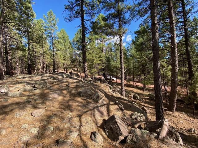 7317 E Knighthood Lane, Williams, AZ 86046 (MLS #182727) :: Keller Williams Arizona Living Realty
