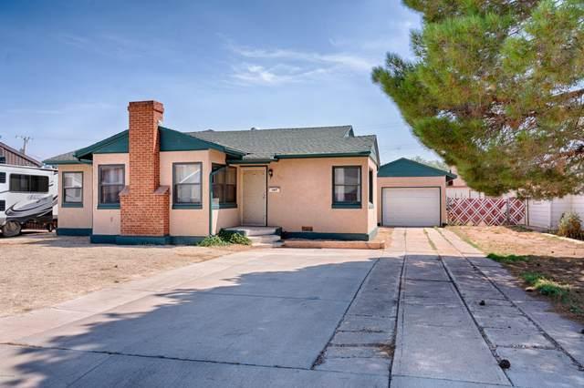 327 Gilmore Street, Winslow, AZ 86047 (MLS #182747) :: Keller Williams Arizona Living Realty