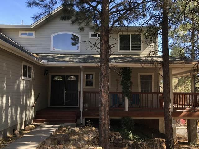 2250 Bristlecone Drive, Flagstaff, AZ 86004 (MLS #182751) :: Keller Williams Arizona Living Realty