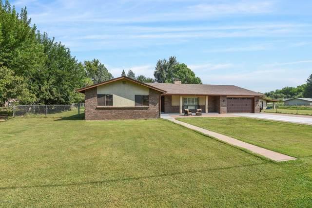 9810 Garden, Cornville, AZ 86325 (MLS #182905) :: Keller Williams Arizona Living Realty
