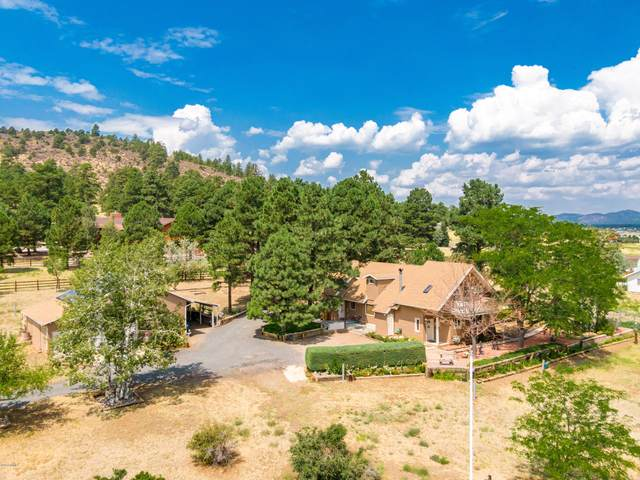 8985 Hulls Road, Flagstaff, AZ 86004 (MLS #183075) :: Keller Williams Arizona Living Realty