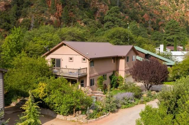 700 Shangri La Drive, Sedona, AZ 86336 (MLS #183079) :: Keller Williams Arizona Living Realty