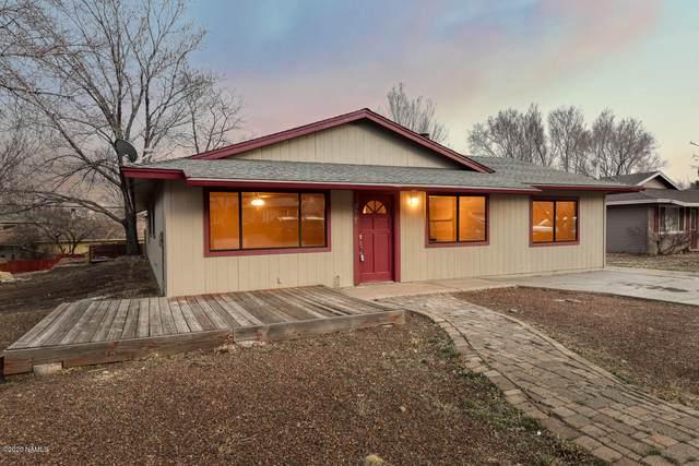 5790 Smokerise Drive, Flagstaff, AZ 86004 (MLS #183180) :: Keller Williams Arizona Living Realty