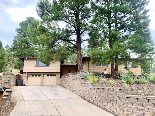 1007 Hillcrest Drive, Flagstaff, AZ 86004 (MLS #183231) :: Keller Williams Arizona Living Realty