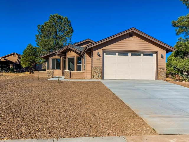 658 Brookline Loop, Williams, AZ 86046 (MLS #183274) :: Keller Williams Arizona Living Realty