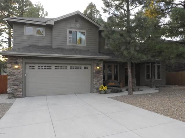 5055 Opal Road, Flagstaff, AZ 86001 (MLS #183308) :: Keller Williams Arizona Living Realty