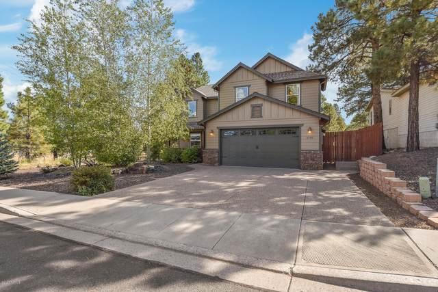 3726 Wild West Trail, Flagstaff, AZ 86001 (MLS #183315) :: Keller Williams Arizona Living Realty