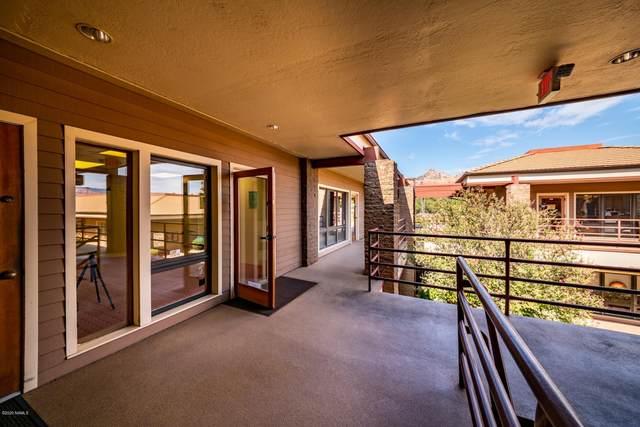 2155 W State Rte 89A #210, Sedona, AZ 86336 (MLS #183321) :: Keller Williams Arizona Living Realty