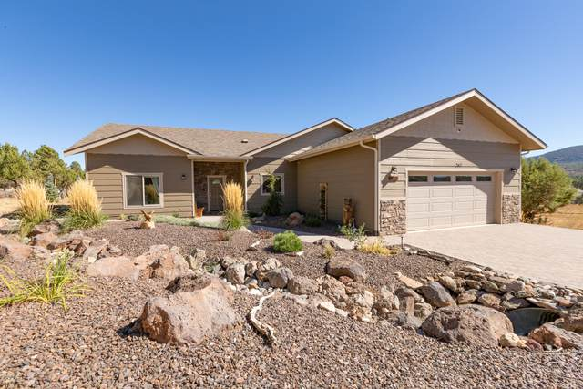 262 Fairway Drive, Williams, AZ 86046 (MLS #183545) :: Keller Williams Arizona Living Realty