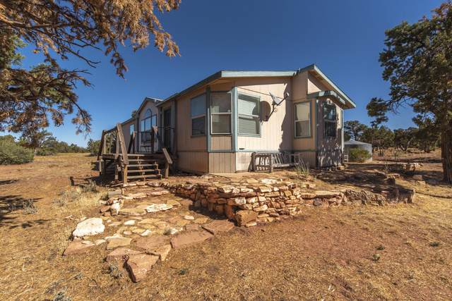 2592 Kaibab Road, Williams, AZ 86046 (MLS #183570) :: Keller Williams Arizona Living Realty