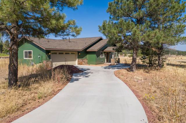 2942 Burning Tree Drive, Williams, AZ 86046 (MLS #183620) :: Keller Williams Arizona Living Realty