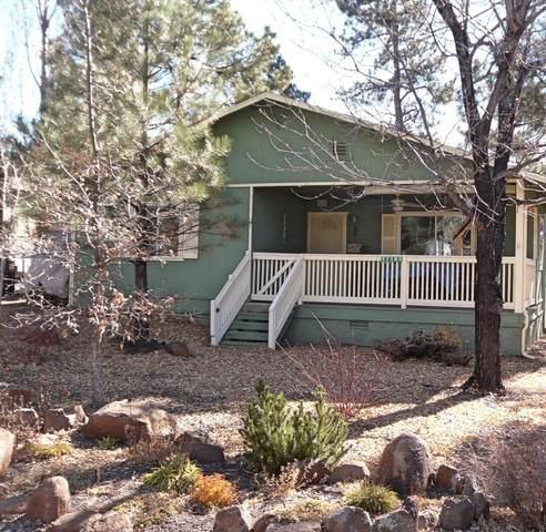 17185 Mescalero Drive, Munds Park, AZ 86017 (MLS #183651) :: Maison DeBlanc Real Estate