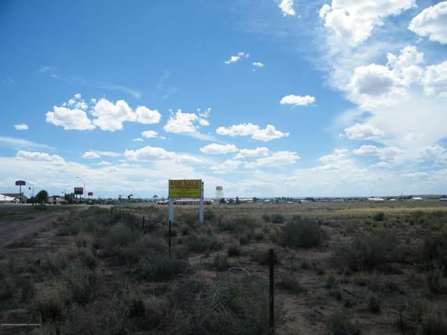 2703 Navajo Blvd, Holbrook, AZ 86025 (MLS #183792) :: Keller Williams Arizona Living Realty