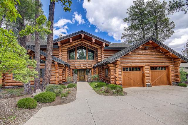 2555 Lindberg Spring, Flagstaff, AZ 86005 (MLS #183815) :: Keller Williams Arizona Living Realty