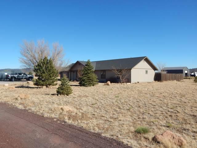 7635 Silver Saddle Road, Flagstaff, AZ 86004 (MLS #183839) :: Keller Williams Arizona Living Realty