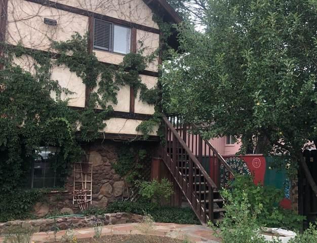 416 N Kendrick Street, Flagstaff, AZ 86001 (MLS #183846) :: Maison DeBlanc Real Estate